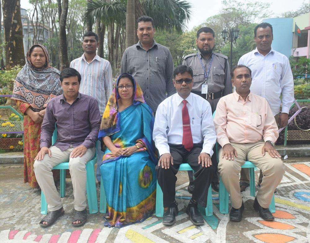 All Teacher & Staffs