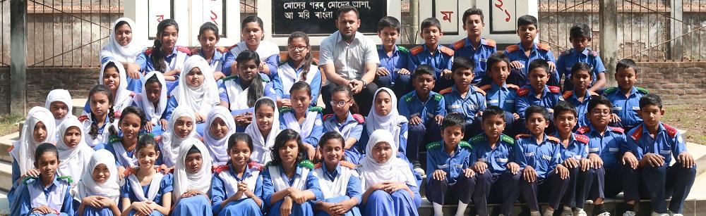2018- student with class Teacher